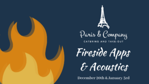 fireside apps & acoustics paris & company