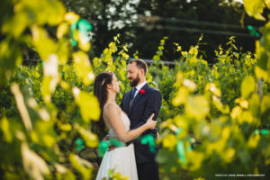 Crane Creek Vineyards Wedding