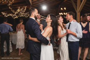 Crane Creek Wedding Reception