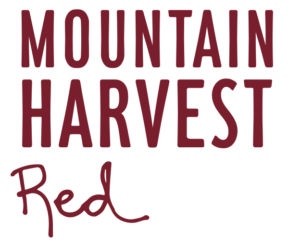 Mountain Harvest Red title