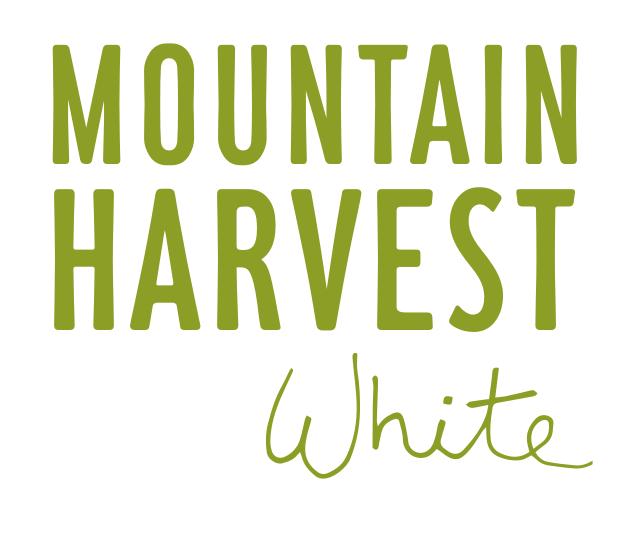 Mountain Harvest White title