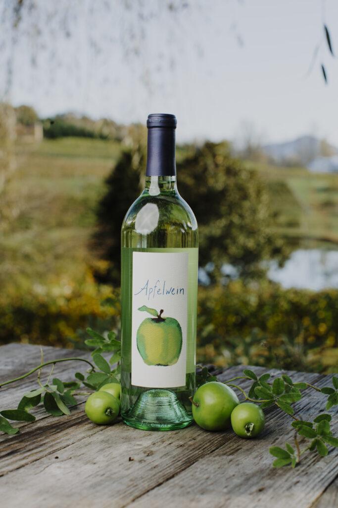 Apfelwein bottle