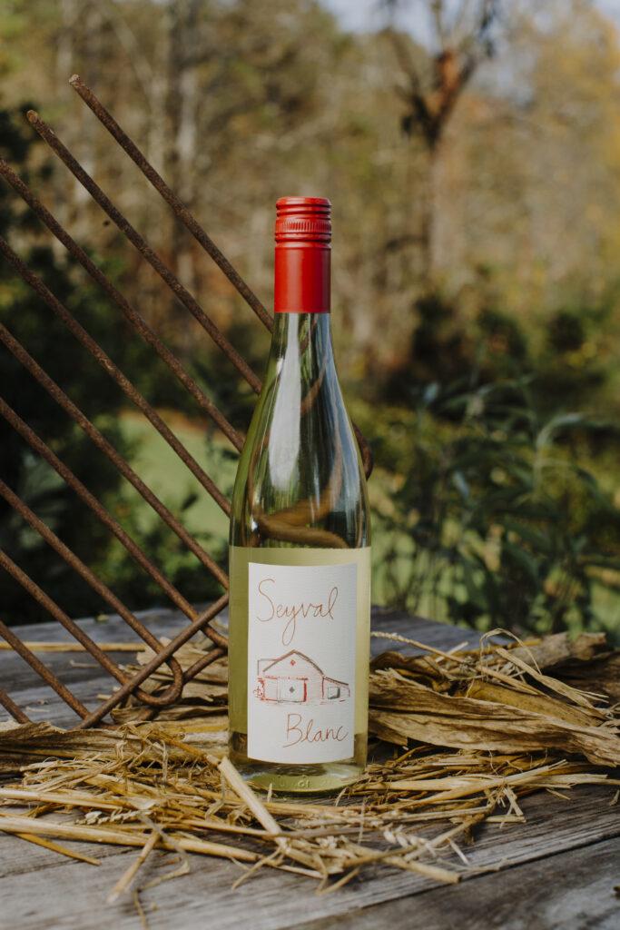 seyval blanc bottle