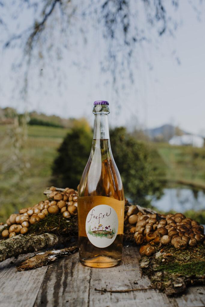 foxfire bottle